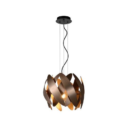Vivana Copper Ceiling Light Dwyers